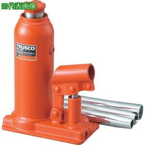 ■TRUSCO 油圧ジャッキ 7トン 〔品番:TOJ-7〕【2882191:0】