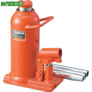 ■TRUSCO 油圧ジャッキ 15トン 〔品番:TOJ-15〕【2882213:0】