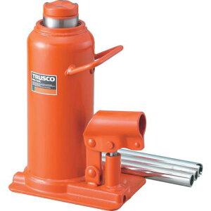 ■TRUSCO 油圧ジャッキ 20トン 〔品番:TOJ-20〕【2882221:0】