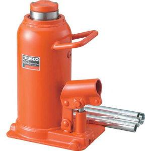 ■TRUSCO 油圧ジャッキ 30トン 〔品番:TOJ-30〕【2882230:0】