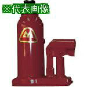 ■マサダ ロック式油圧ジャッキ 10TON 〔品番:MH-10LS-1〕【3964906:0】