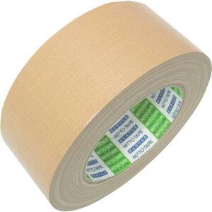 ■日東 養生用布粘着テープ NO.7500 50mm×25m ダンボール〔品番:NO7500X50DB〕【4011759:0】