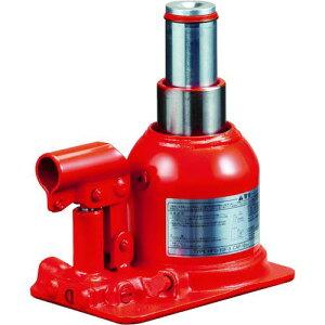 ■マサダ フォークリフト用油圧ジャッキ 〔品番:HFD-10F-3〕【4191455:0】