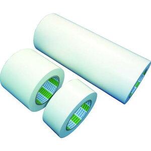■日東 金属板用表面保護フィルム SPV−202R 0.12mm×100mm×50m ホワイト〔品番:202100〕【4321260:0】