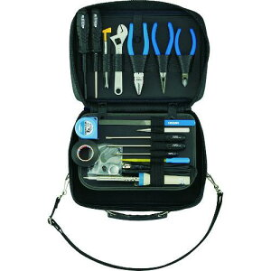 ■HOZAN 工具セット ショルダー工具セット16点 〔品番:S-7〕【4362756:0】
