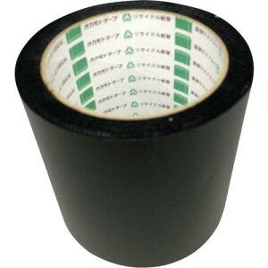■オカモト アクリル気密防水テープ片面タイプ 〔品番: AS-02-75〕【4437861:0】