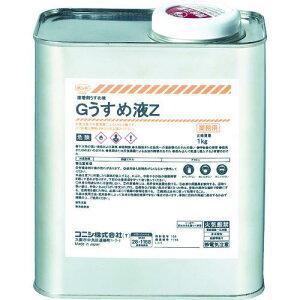 ■コニシ Gうすめ液Z 1KG 〔品番: 44704〕【4474708:0】