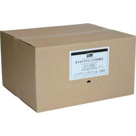 ■TRUSCO オイルドライシート 380×480  (100枚入) TODS-3848 【4886453:0】