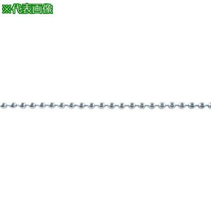 ■TRUSCO ステンレスボールチェーン 4.5MMX1M TBCS-4501 【4982819:0】