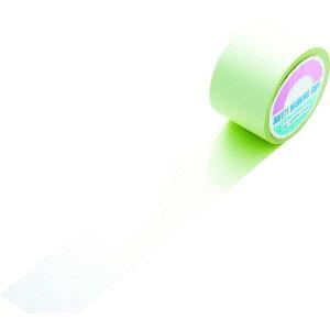 ■緑十字 ガードテープ(保護用テープ) 透明タイプ GT−2K 75mm幅×20m 屋内用〔品番:148002〕【4983050:0】