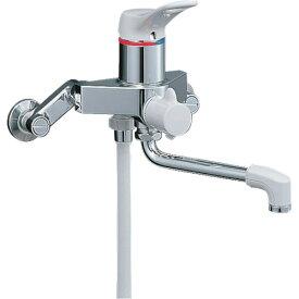 ■INAX シングルレバーシャワーバス水栓 〔品番:BF-M135S〕【5224519:0】[送料別途見積り][法人・事業所限定][掲外取寄]