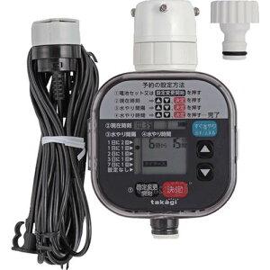 ■タカギ かんたん水やりタイマー雨センサー付〔品番:GTA211〕【7582714:0】
