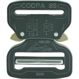 ■ALPIN COBRA バックル 38MM ブラック VF FC38KVF AUSTRIALPIN社【7669011:0】