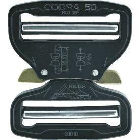 ■ALPIN COBRA バックル 50MM XLトリガー ブラック VV FC50KVV-XL AUSTRIALPIN社【7669232:0】