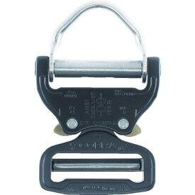 ■ALPIN COBRA バックル 45MM Dリング ブラック FX45KVD AUSTRIALPIN社【7669437:0】