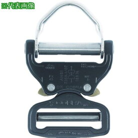 ■ALPIN COBRA バックル 45MM Dリング マットブラック FX45MVD-B AUSTRIALPIN社【7669453:0】