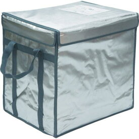 ■TRUSCO 超保冷クーラーBOX マジックテープタイプ 50L TCB-50 トラスコ中山(株)【7690924:0】