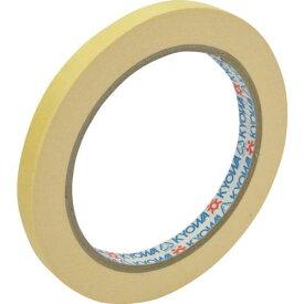 ■パイロン バッグシーリングテープ紙 黄 HU-001-2 (株)共和【7878087:0】