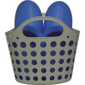 ■ミツギロン お風呂ブーツ バスケット ブルー BT-19B (株)ミツギロン【7954476:0】
