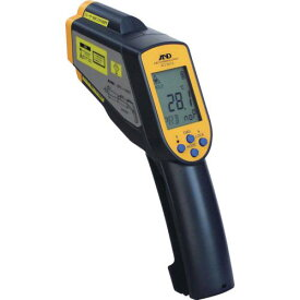 ■A&D 赤外線放射温度計〔品番:AD5616〕【8072380:0】