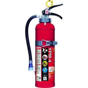 ■ヤマト 自動車用消火器4型(ブラケット別梱包)〔品番:YPM4〕【8115441:0】