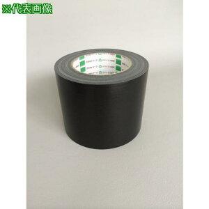 ■オカモト 布テープ NO111カラー 黒 60ミリ 30巻入 〔品番:111X60〕掲外取寄【8283035×30:0】