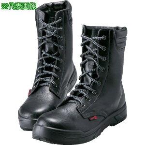 ■ノサックス 耐滑ウレタン2層底 静電作業靴 長編上靴 24.0CM KC-0077-24.0 (株)ノサックス【8291007:0】