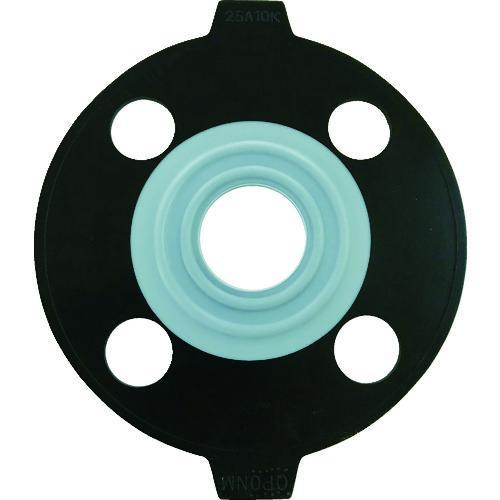 ■エスロン PTFE(テフロン)パッキン 25A JIS10K PP25 積水化学工業(株)【8505707:0】