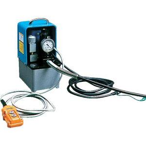 ■OJ 小型電動油圧ポンプ 〔品番:NEX-2E〕【8520125:0】[送料別途見積り][法人・事業所限定][外直送][店舗受取不可]