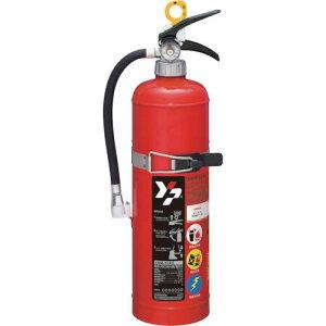 ■ヤマト 自動車用蓄圧式消火器10型(ブラケット別梱包)〔品番:YAM10X2〕【8590076:0】