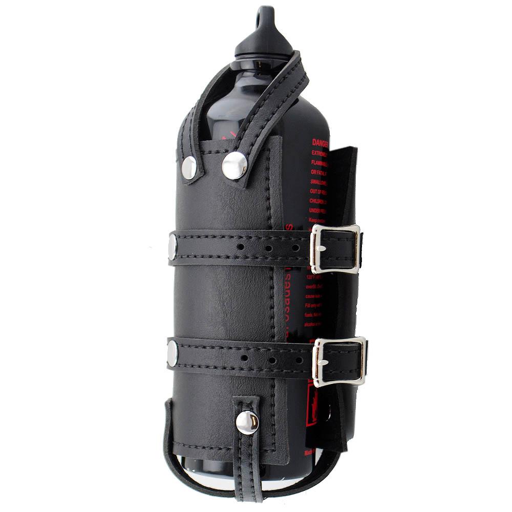 【La Rosa Design】フューエルボトル・ホルダー(ガソリン携行缶付き)
