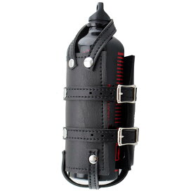 【ラローサ・デザイン】 フューエルボトル・ホルダー(ガソリン携行缶付き) ビニール仕様 BH23
