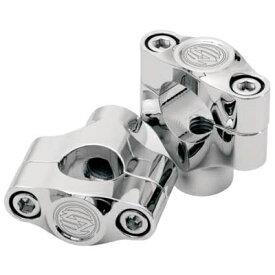 【ローランドサンズ(RSD)】 1-1/2インチライザー クローム 1インチハンドルバー用 0208-2030-CH
