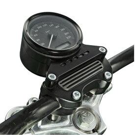 【フリースピリッツ】 スピードメーター マウントブラケット ブラックアルマイト 911348