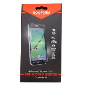 ロックフォーム(ROKFORM) [耐衝撃] 強化型スクリーン・プロテクター Galaxy S6用