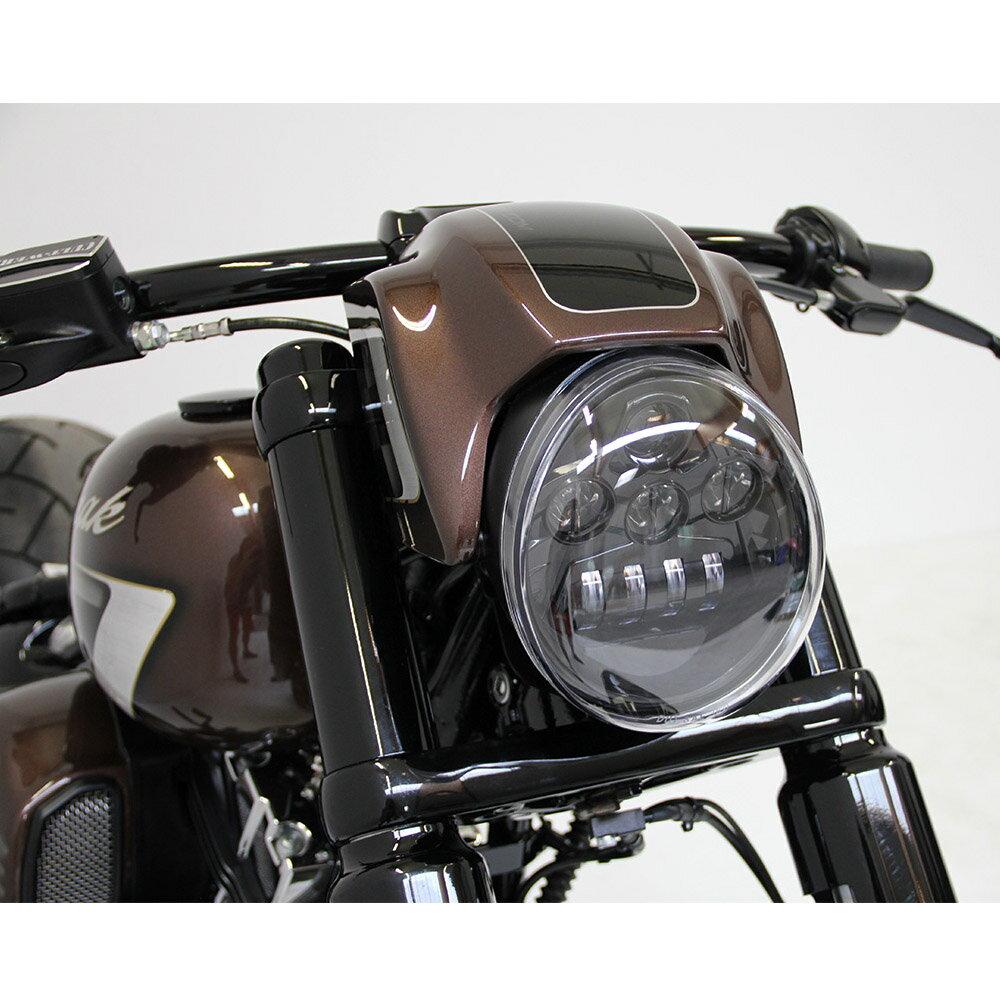 【カルトベルグ】 ブレイクアウト用 Night Rodスタイル ヘッドライトキット 2013〜2017 FXSB 563581