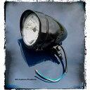 DKcustom バイザースタイル ヘッドライト ブラック