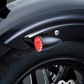 【クリアキン】 TORPEDO LEDテール&ウインカー ブラック 2509