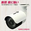 【あす楽対応】防犯カメラ 監視カメラ SDカード録画 家庭用 屋外対応 130万画素 720P CK-700SD 送料無料 玄関 倉庫 オ…