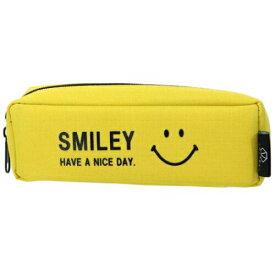 パコトレーペンケース スマイリー パコトレー イエロー Smiley Face スマイリーフェイス カミオジャパン 筆箱 ペンケース パコトレイ ふでばこ 定形外郵便送料無料
