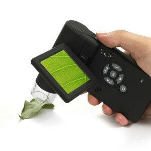 デジタル顕微鏡 モニター付 電子顕微鏡 ハンディーマイクロン4(HandyMicron4)