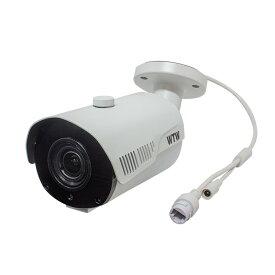 防犯カメラ WTW-PRP9130ESD2 増設カメラ単体 監視カメラ PoE給電 IPカメラ 塚本無線 ホワイト 白