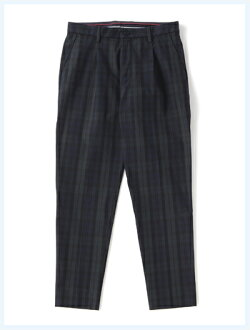 FRED PERRY (Fred Perry) / tapered check underwear (F4429) Black Watch - country -