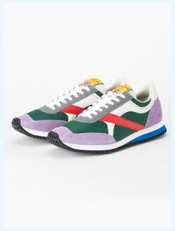 WALSH(沃尔什)/运动鞋(TORNADO)Green x Violet-国内-