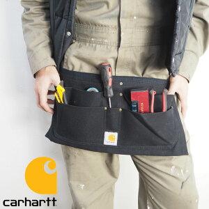 carhartt カーハート DUCK NAIL APRON A09 ツールエプロン エプロン 男性用 腰袋 メンズ レディース ショートエプロン ダックネイルエプロン ネイルエプロン ワークエプロン ワーク DIY ガーデニング