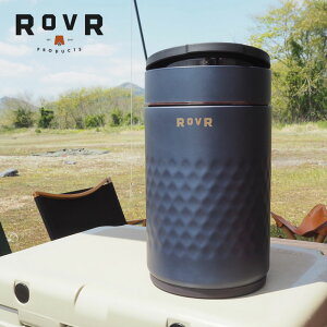 ROVR ローバー アイサー アイスキーパー ICER 7RVICER 氷 ボトル クーラー 保冷 氷専用コンテナ 氷入れ 真空二重構造 アウトドア キャンプ キャンパー グランピング ボトルクーラー グリーン ネイ