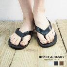 HENRY&HENRYヘンリー&ヘンリービーチサンダルレディースサンダルFLIPPERトングトングサンダルヘンリーアンドヘンリーぺたんこ歩きやすいおしゃれ黒ブラック白ビーサンブラウンカジュアルビーチリゾートインポートアウトドア海