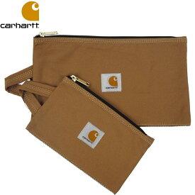 carhartt カーハート Legacy tool pouch C-100902 ツールポーチ レガシースタイル ポーチ 道具入れ 小物入れ 工具入れ アメニティーケース ペンケース サブバッグ マルチパック アメカジ DIY おしゃれ シンプル ロゴ