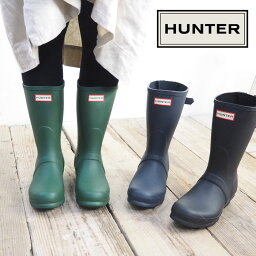 HUNTER獵人ORIGINAL BACK ADJUST WFS1013RMA雷恩長筒靴短雷恩長筒靴女士短高筒靴黑色BLACK黑橡膠長筒靴