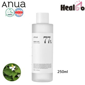250ml【ANUA】アヌア ドクダミトナー ハートリーフ 77% スージングトナー 化粧水【楽天海外直送】